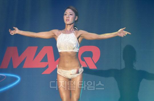 [포토] 이지현, 우아한 무용